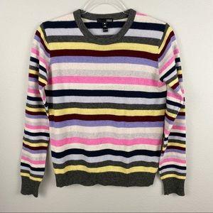 Aqua • Cashmere Sweater